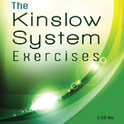 Kinslow System Exercises , 2-CD Set